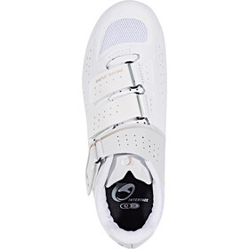 PEARL iZUMi Select Road V5 Scarpe Donna, white/grey